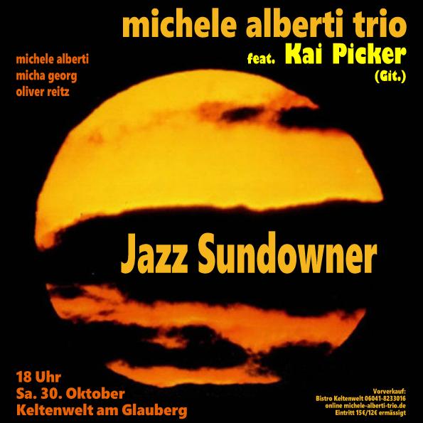 Jazz Sundowner